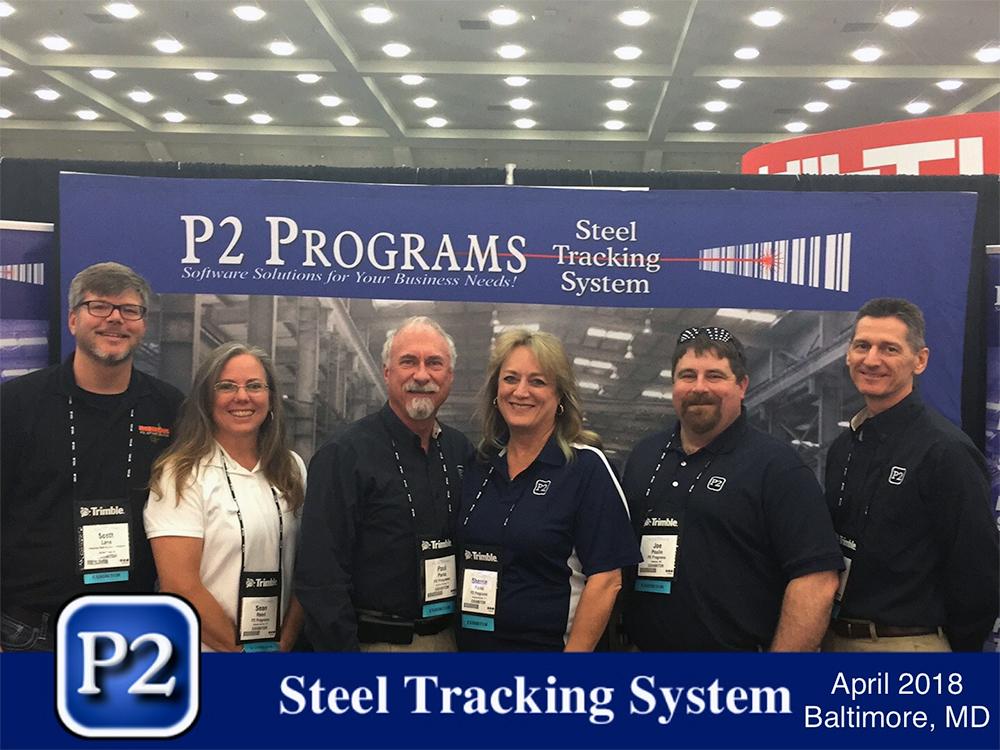 P2 Programs Company Info | 2018 NASCC