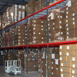 Warehouse Tracking System
